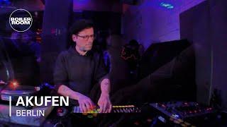 Akufen Boiler Room Berlin Live Set