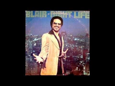 RARE GROOVE LP - BLAIR - Nightlife - 1978 Solar