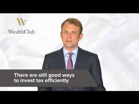Wealth Club: the tax-efficient investment service for high net worth individuals