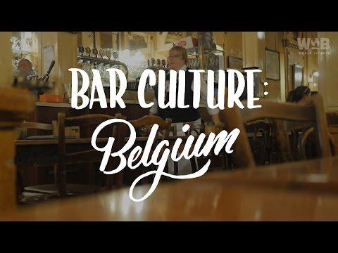 Bar Culture: Belgium