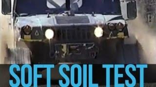 Mattracks Archive - Soft Soil Test