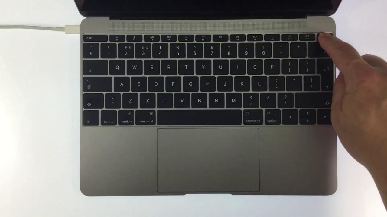 keyboard test utility mac