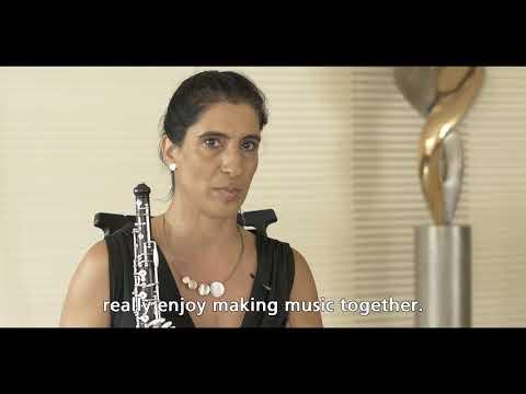 Israel NK Orchestra Hila Tsabari Oboe