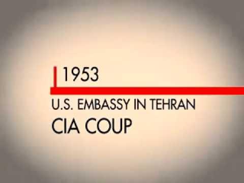 History of Iran,  Operation Ajax