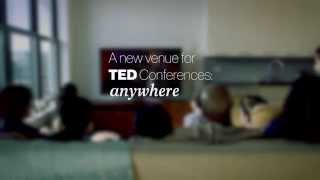 A new venue for TED Conferences: Your living room