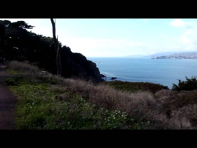 Land's End at San Francisco