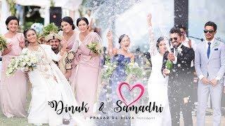 Dinuk & Samadhi Wedding - Prasad De Silva