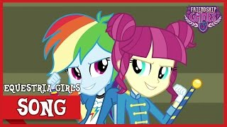 CHS Rally Song | MLP: Equestria Girls | Friendship Games! [HD]