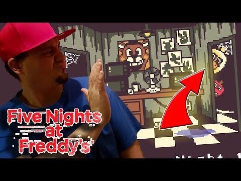 🤪 CZY TE ANIMATRONIKI GRYZĄ? | Five Nights at Freddy's Pocket Horror #01 thumbnail