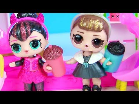 Куклы Лол Сюрприз и Барби Русалки сборник - мультик lol Surprise Doll Видео для детей