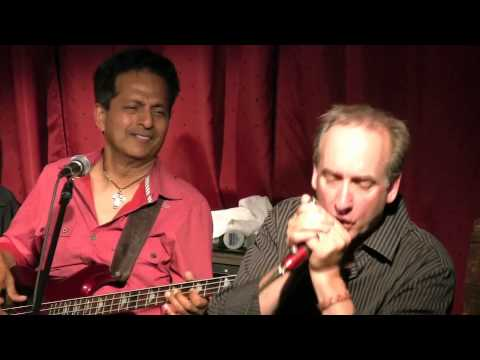 "Jordan John And The Blues Angels - With Roly Platt - ""Born Under A Bad Sign"""