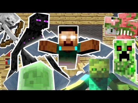 Monster School: Flying - Minecraft