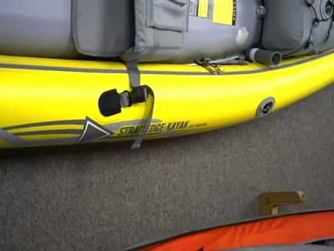 StraitEdge Kayak Parts for the Advanced Elements StraitEdge Kayak