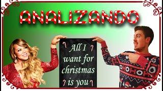 Analizando ALL I WANT FOR CHRISTMAS - ¿Por qué suena tan navideña?