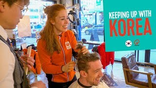Olympische medaille en een Koreaans kapsel // Keeping Up With Korea - #07