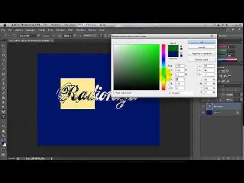 Photoshop: Come creare un testo