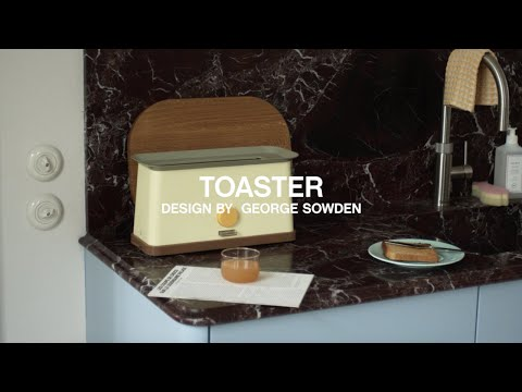 HAY Sowden Toaster by George Sowden