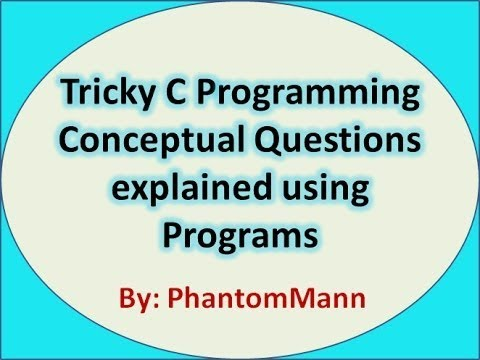 C Programming Tricky Interview Questions | Pre and post increment operators useful Concepts 8