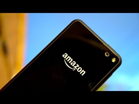 Amazon Fire Phone Review: Right Phone, Wrong Price