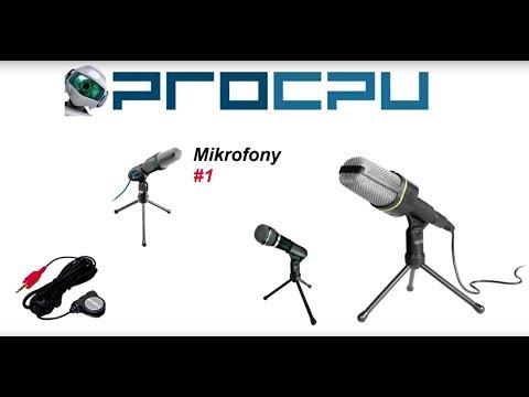 Popularne mikrofony - Przegląd oraz test Zalman, Trust, Tracer
