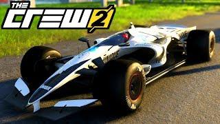 THE CREW 2 Gameplay German – Open World, Porsche GT3 RS & Fliegen | Gamescom Demo Preview Deutsch