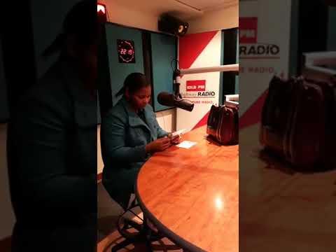 Thabile Myeni on. Highyway Radio