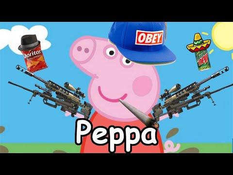 Свинка Пеппа RYPT (без мата)