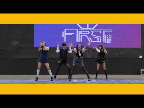 #KDT Nordeste ~ First Pass - As If Its Your Last (BLACKPINK)