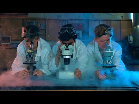 I Spy - Through My Microscope