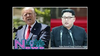 Trump on Canceled Summit With Kim Jong Un: A 'Tremendous Setback' for North Korea, the World