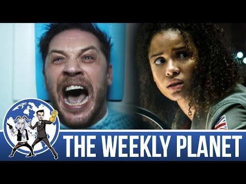 The Cloverfield Paradox & Venom Trailer - The Weekly Planet Podcast