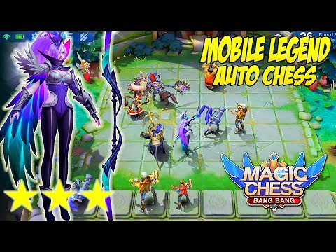 Magic Chess: Bang Bang - Mobile Legends Version Auto Chess (Android/IOS)