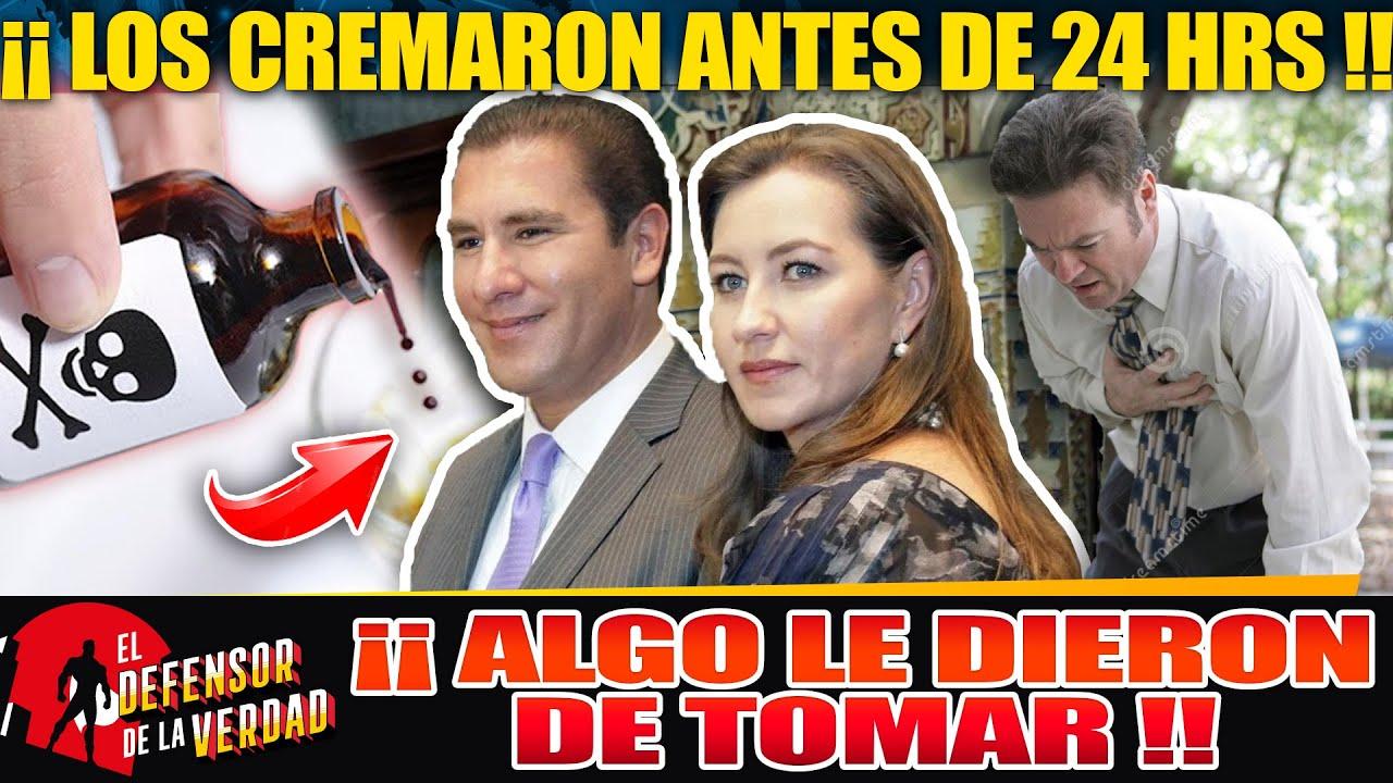 Descubren Q Envenenaron a Piloto De Moreno Valle Para Q No Los Delatara Cuando Escapó Con Millones!!