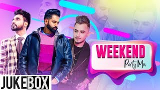 Weekend Party Mix | Jukebox | Latest Punjabi Songs 2019 | Speed Records
