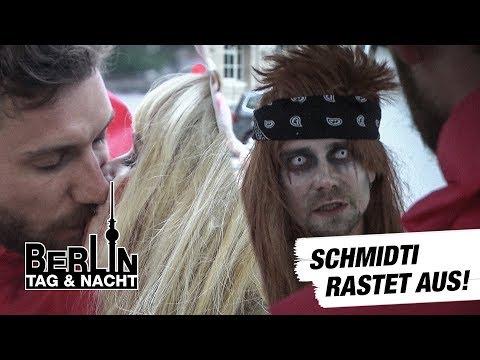 Schmidti erwischt Emmi und Samu #1809   Berlin - Tag & Nacht