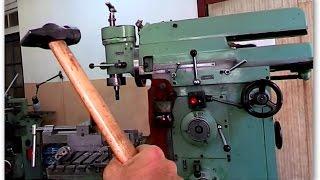 Уроки фрезерования или как извлекать инструмент из шпинделя станка