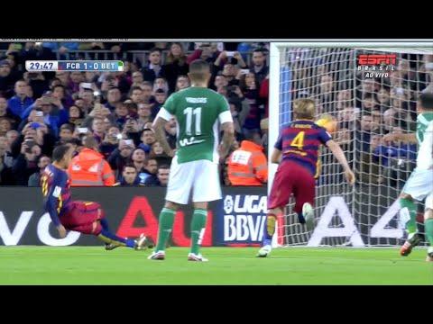 Penal A Messi, Neymar Falla Y Rakitić La Puntea