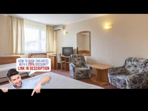 Hotel Central - Burgas, Bulgaria - Video Review