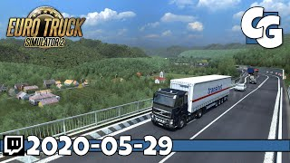 Trip to Craiova - Romania Stand-alone Map (1:5 scale) - ETS2 - VOD - 2020-05-29