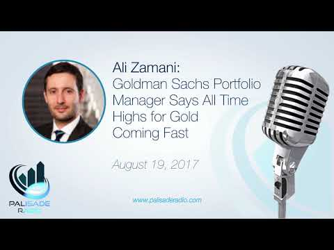 Ali Zamani: Goldman Sachs Portfolio Manager Says All Time Highs for Gold Coming Fast