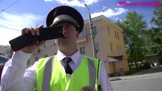 Беспредел инспектора ДПС!Россия устала от поборов на дорогах!!!