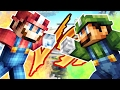 WHO IS THE SUPER CRAFT BROS KING!? - Minecraft Mini Game
