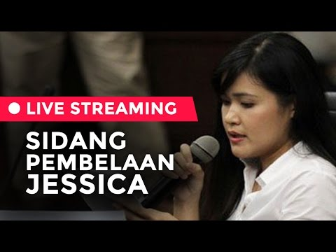 Sidang Pemeriksaan Terdakwa Jessica Wongso