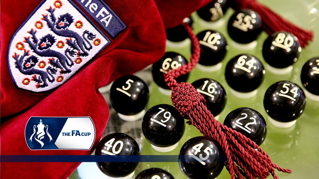 The Fa Cup 2014 15 Fourth Round Draw Fatv Live Youtube