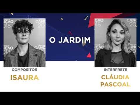 O Jardim (45'') - Isaura | Festival da Canção 2018