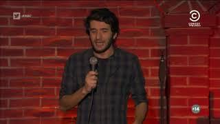 Stand up comedy - Edoardo Confuorto - Charlie Ebdo