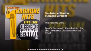 Tombstone shadow   CCR   Lyrics, no lead vocal