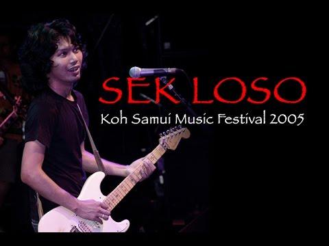 SEK LOSO @ Koh Samui Music Festival 2005