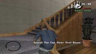 GTA San Andreas DYOM: Robbery in CJ house