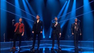 Gambar cover Westlife - Hello My Love (The Graham Norton Show)